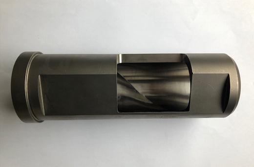 ゴム押出機シリンダーライナーSACM645Ⓗ+窒化焼入