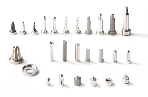 精密鋳造品加工材質:ステライト#1、#6